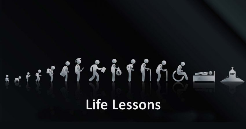 Poetry About Life Lessons